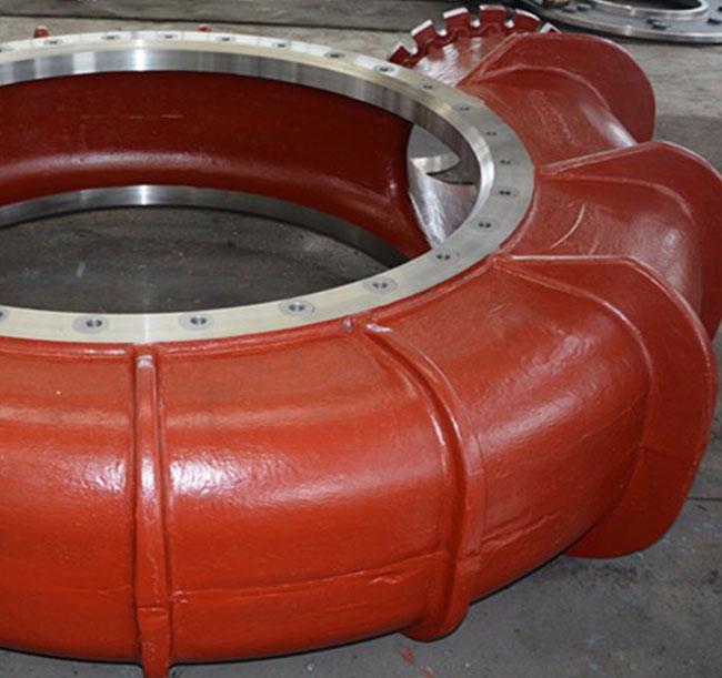 疏浚泵备体备件